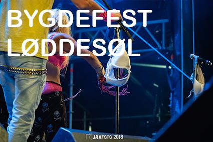 Bygdefest Løddesøl